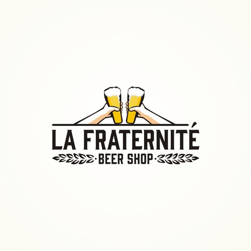 Beer shop logo