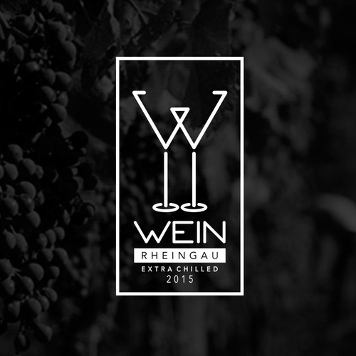 Wein - Wine bottle label