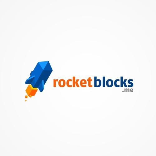 RocketBlocks (RocketBlocks.me) needs a great  logo!