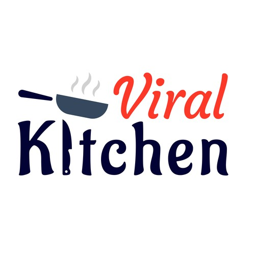 Viral Kitchen Logo