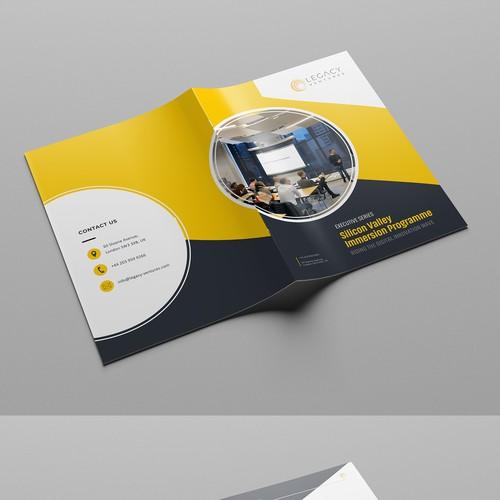 Legacy Ventures Silicon Valley Brochure