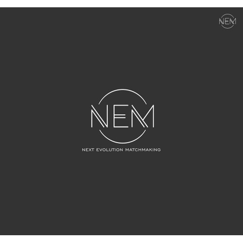 Simple Logo for NEM