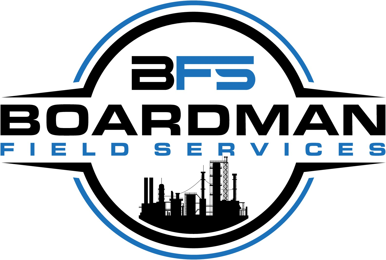 Young industrial construction company looking for kick ass logo