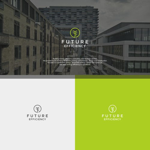 logo concept for Future Efficiency