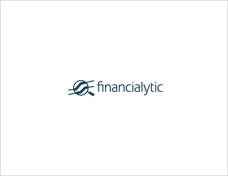 Create a cool logo and website for a financial analytics consulting firm