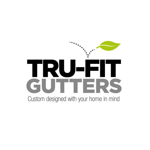 Logo TRU-FIT GUTTERS