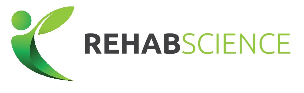 Design Logo for Rehab Science - a house for recovery and well-being supplements