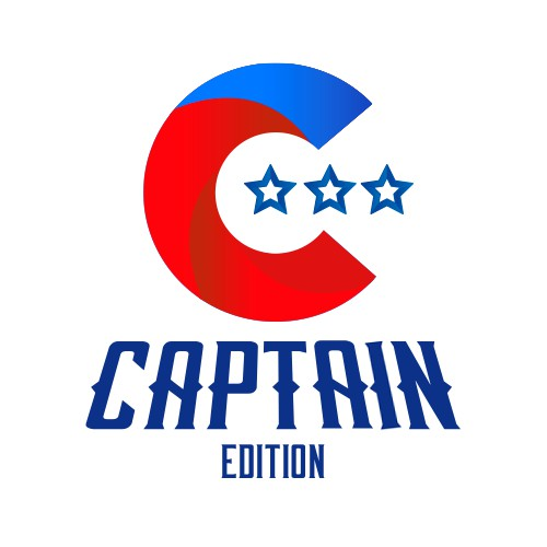 Captain Edition logo