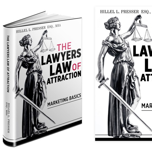 The Lawyers Law of Attraction Book Cover