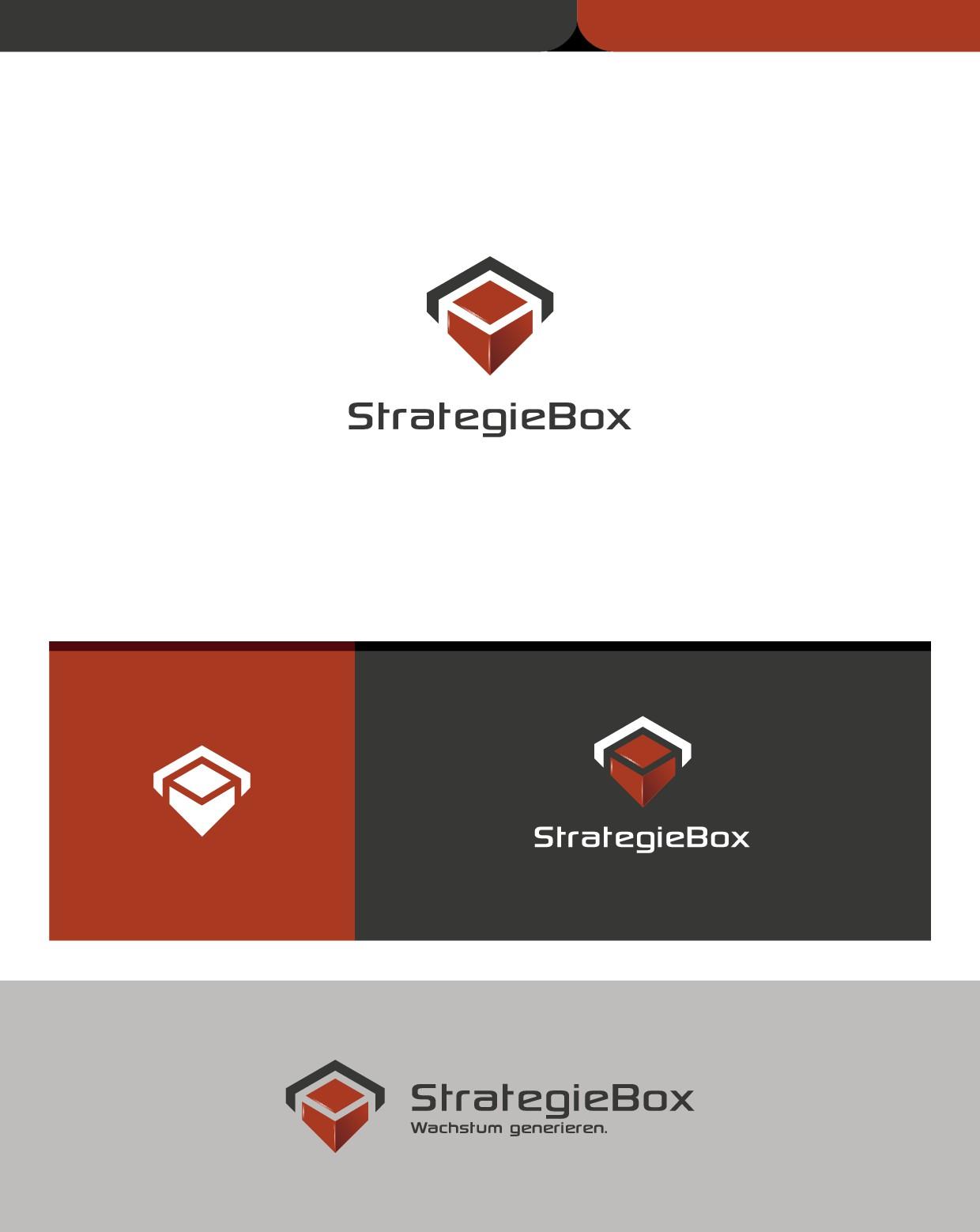 Strategiebox benötigt ein dynamisches Logo