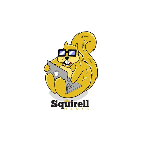Squirell character