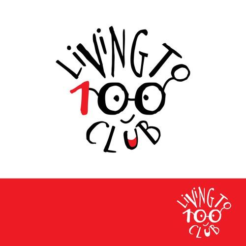 Logo for 'Living to 100 Club'