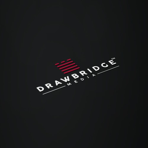 Logo Design Proposal for the brand Drawbridge Media