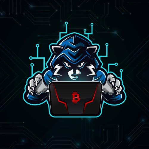 Bitcoin Racoon