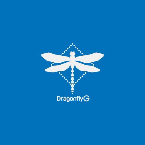 dragonfly minimalist concept