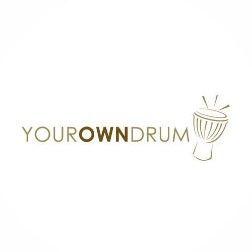 Your Own Drum needs a new logo