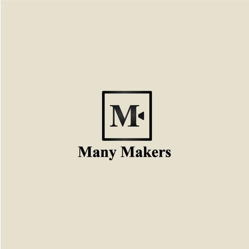 Many Makers Logo