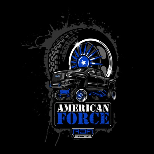 American force- ADA OFROAD