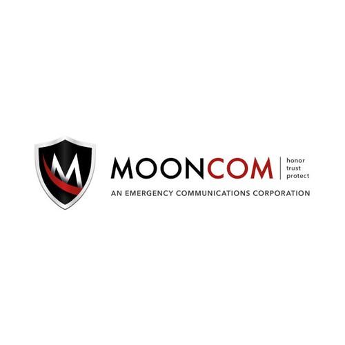 Create a logo for MoonCom