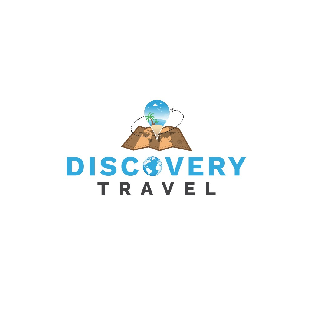 Discovery Travel desires an inspiring logo