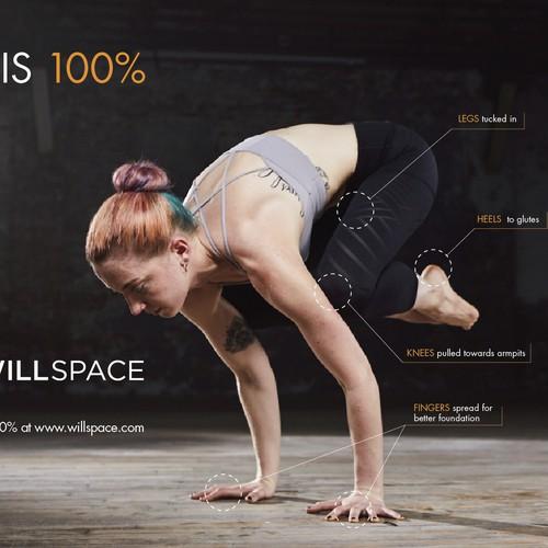 RE:DEFINE 100% Willspace Campaign