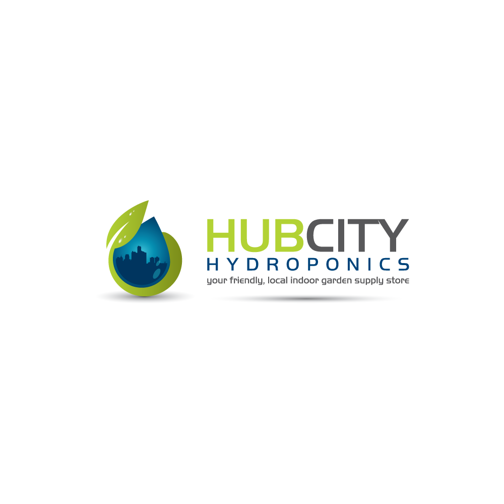 we need a catchy logo for our hydroponics store
