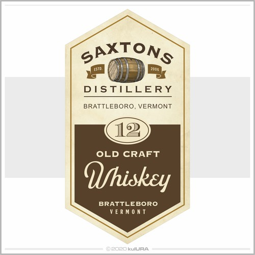 Logo for Distillery
