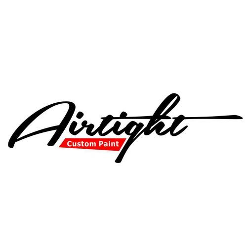 Airtight custom paint