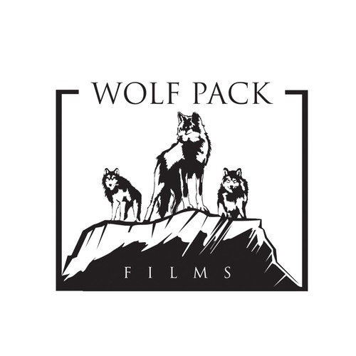New logo wanted for Wolf Pack Films