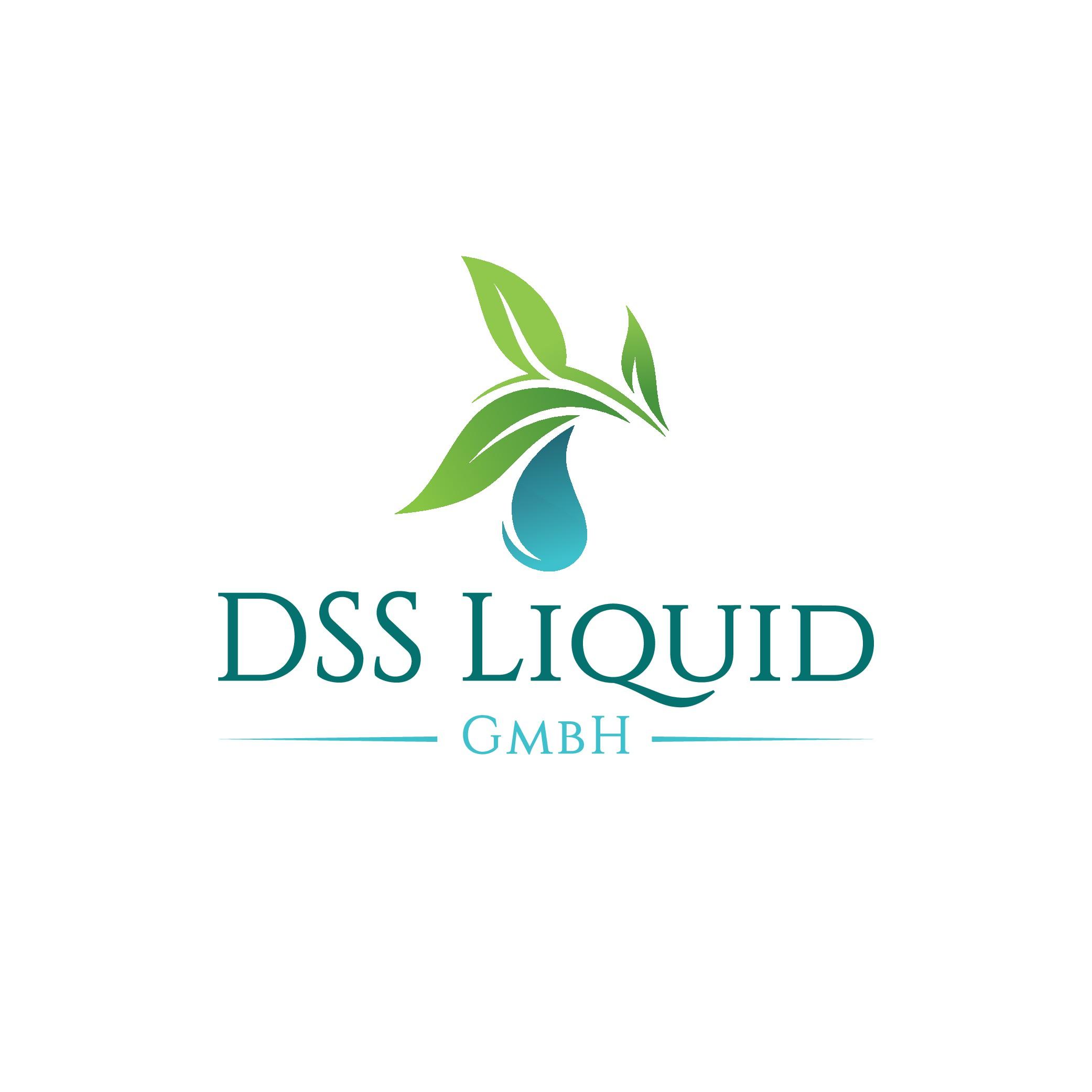 modern logo for liquids