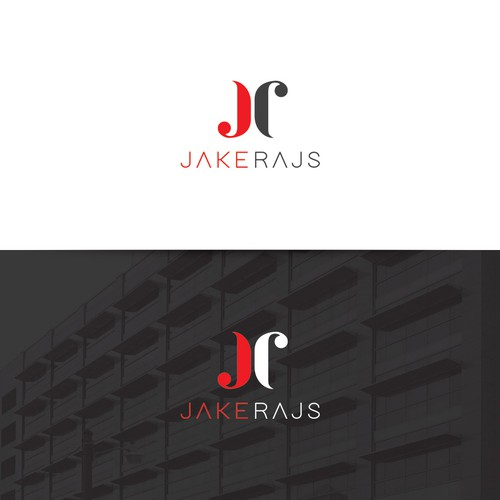 Logo concept for 'Jake Rajs'