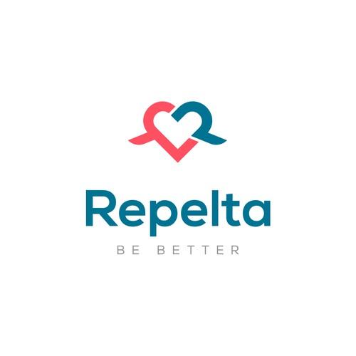Repelta - Logo