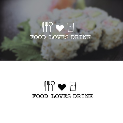 Create an inspiring logo to drive a trade program targeted at food and beverage matching