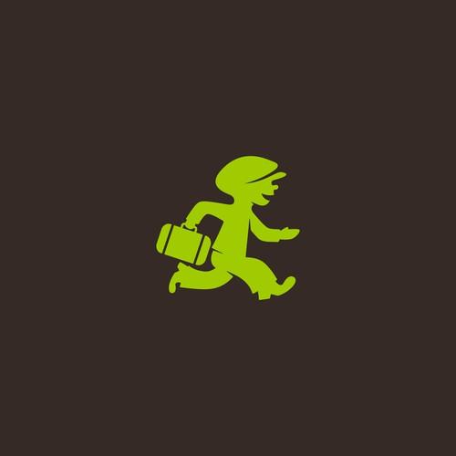 Bold logo for internet portal for holiday rentals