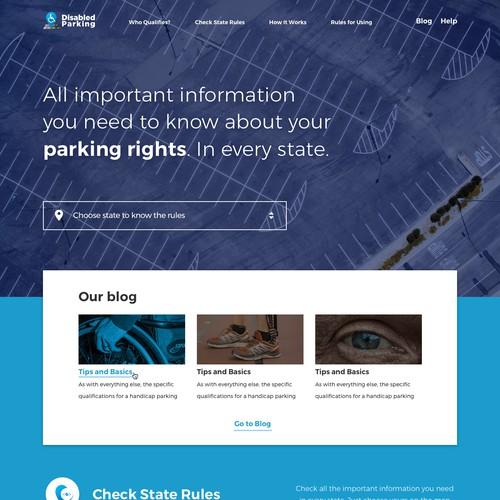 Disabledparking.com