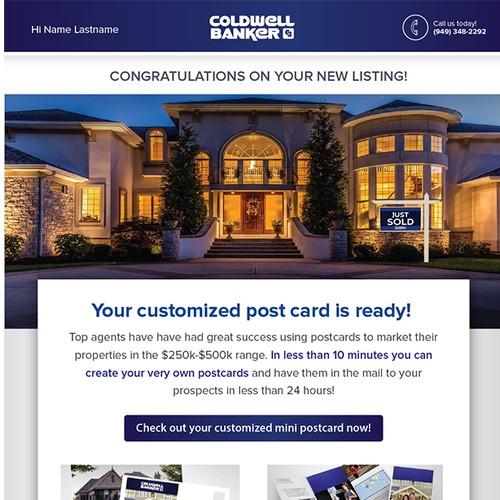 Mailing design