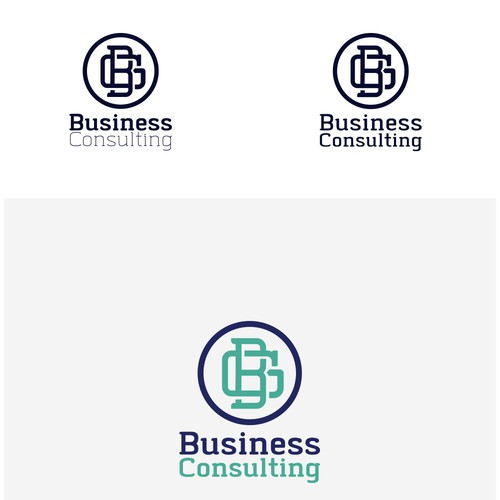 BG monogram Logo