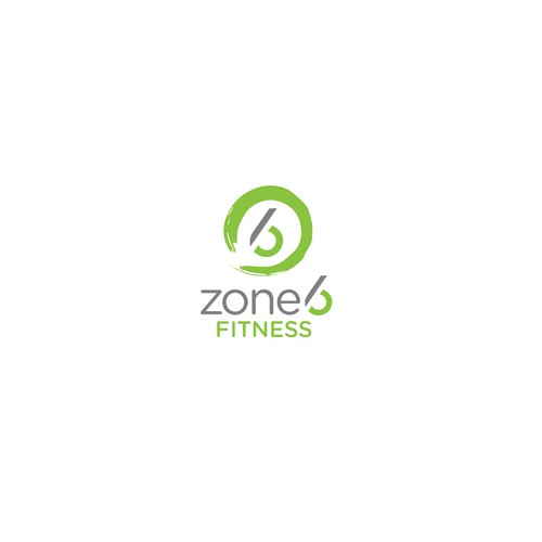 Logo concept for fitness