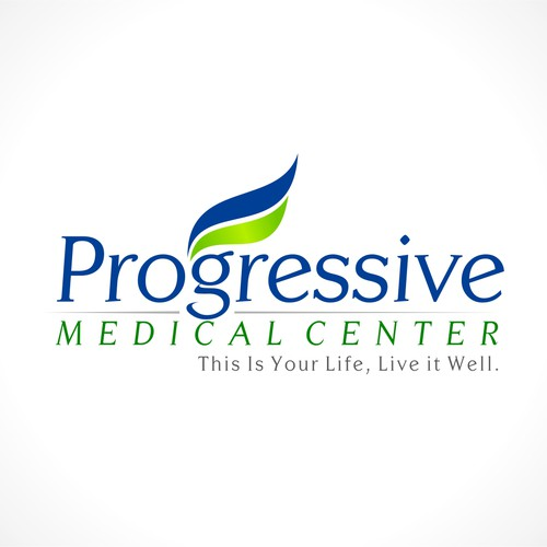 Progressive Medical Center Needs an Iconic Logo For National Branding!!