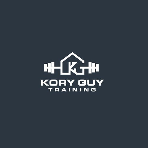 Fun and Powerful Logo for a Female in Home Trainer!