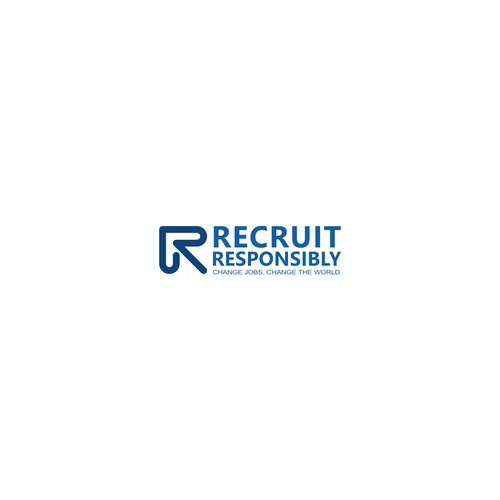 R logo for Recruit Responsibly