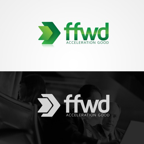 Create the next logo for FFWD
