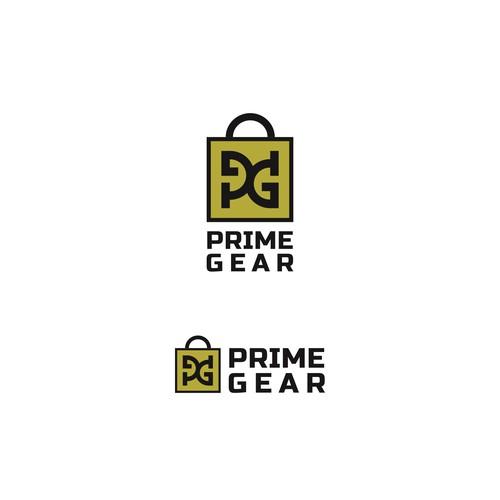 Logo Concept for Prime Gear