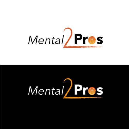 Logo Dynamique pour Mental2Pros