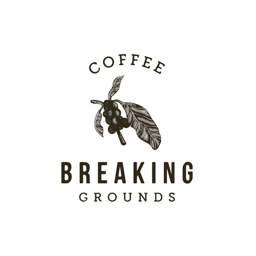 Logo concept for a Coffee Shop