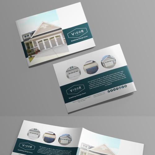 Booklet for Vidor Door