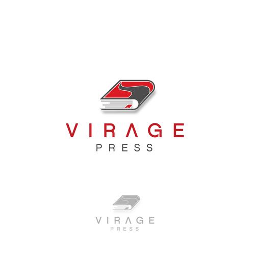 virage press logo