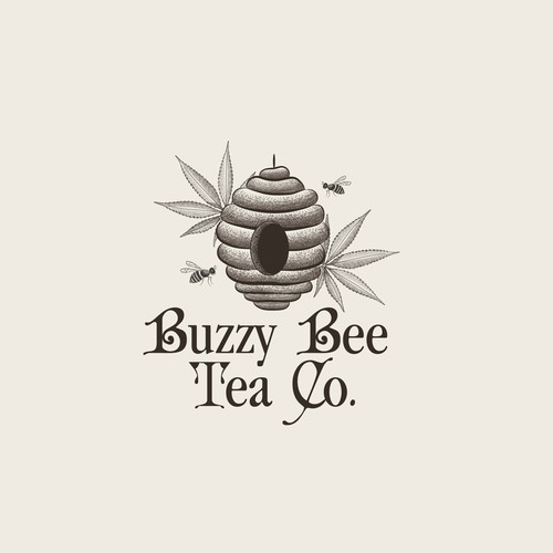 Buzzy bee tea