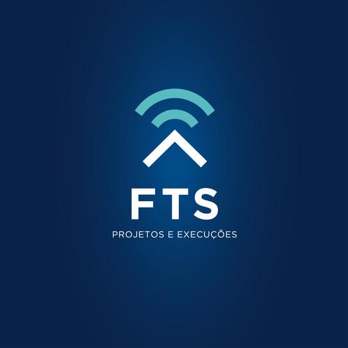 Logo concept for a smart home brand