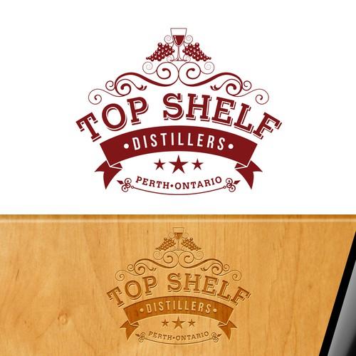 Create a logo for a craft distillery!